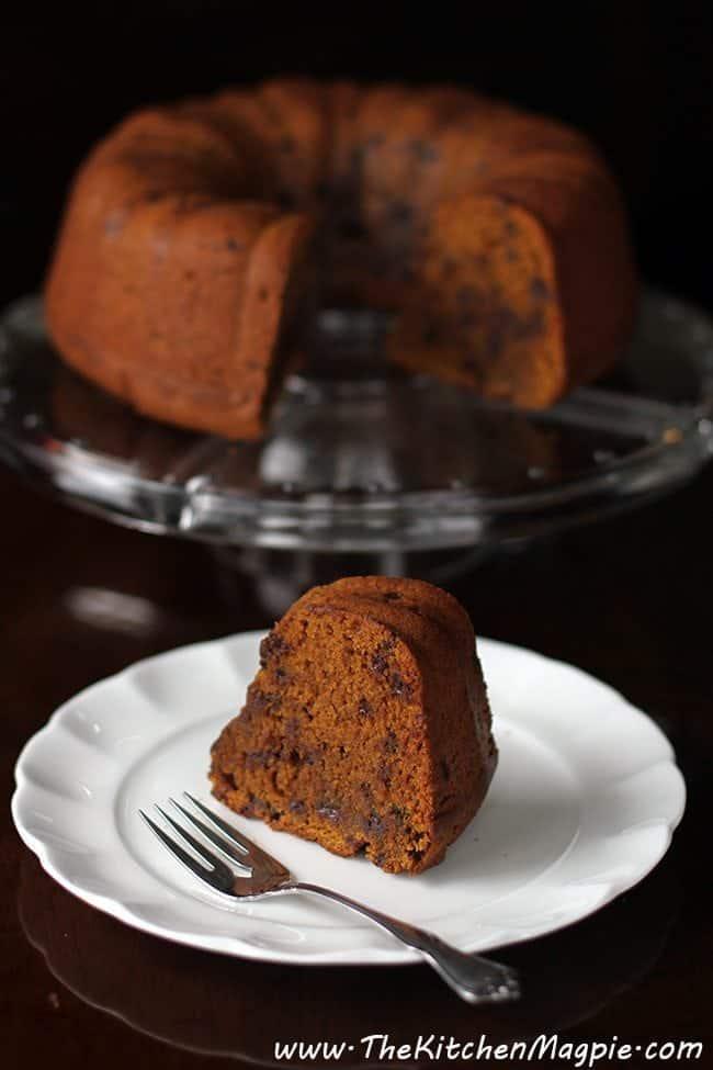 Chocolate Pound Cake The Kitchen Magpie