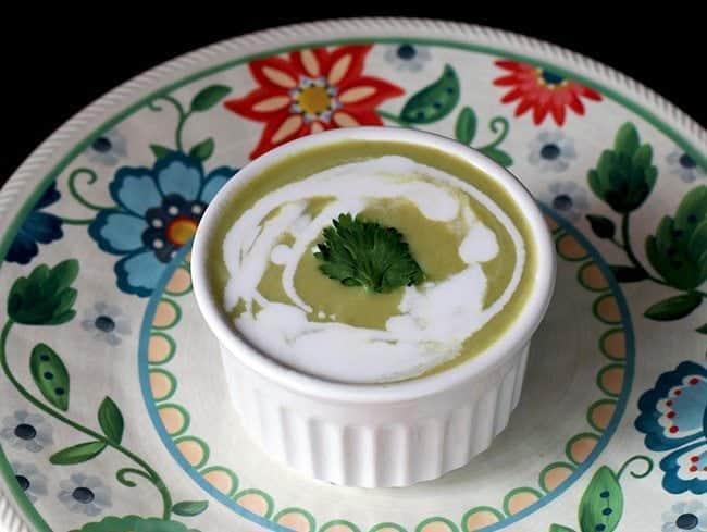 Crockpot Cream of Asparagus Soup Recipe