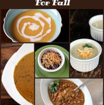 Favorite 5: My Top Soup Recipes