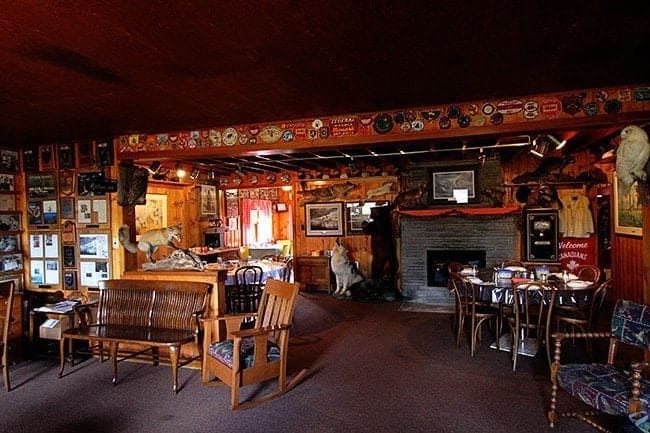 Jimmy Robinson's Duck Lodge,