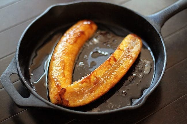Plantanitos Or Fried Plantains The Kitchen Magpie