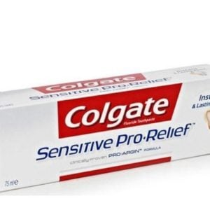 A box of Colgate Sensitive Pro Relief