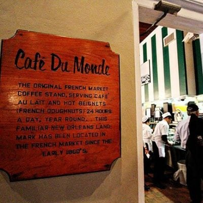 My Food Bucket List: Cafe du Monde, French Quarter, New Orleans