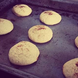 Kari Skelton's Eggnog Cookies