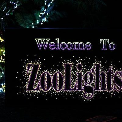 Zoolights at the Phoenix Zoo (A Poem)