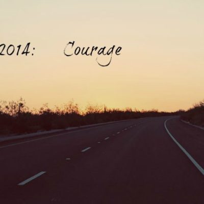 A Canadian Resolution: Courage