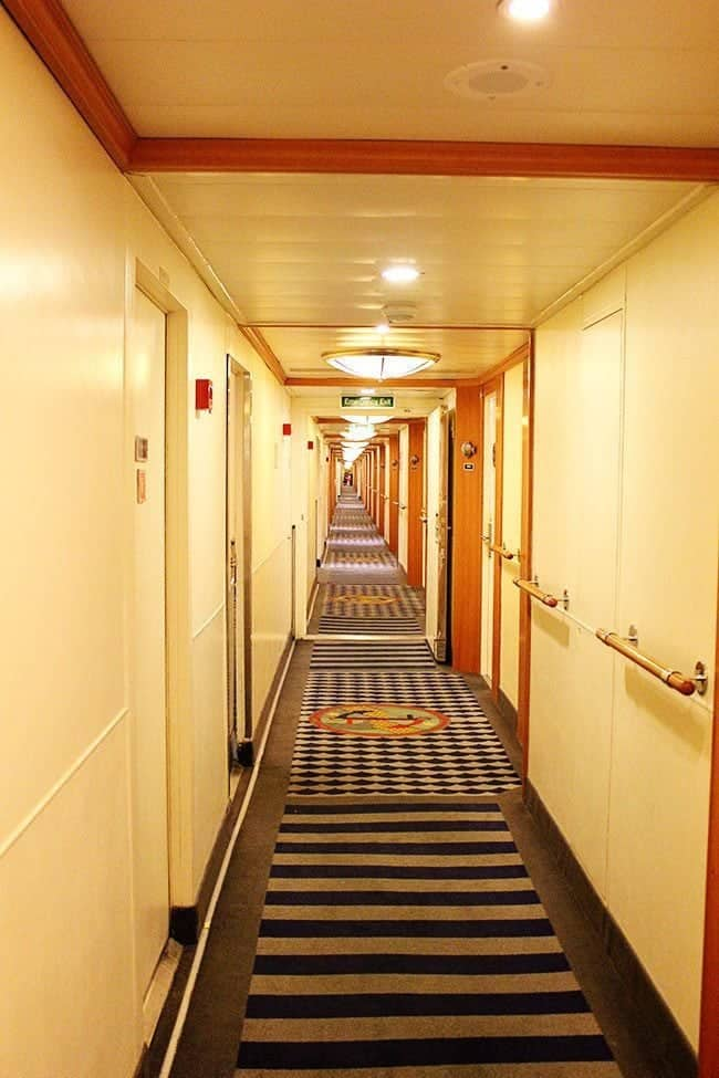 Disney Wonder Stateroom Review