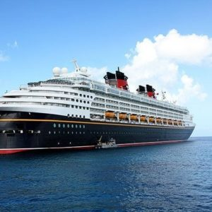 The Ship for Disney Cruise