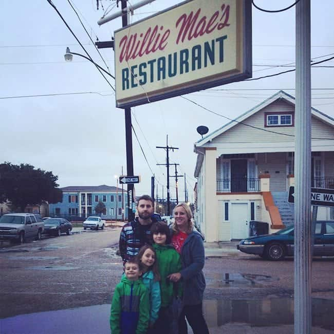 Willy Mae's Restaurant, New Orleans