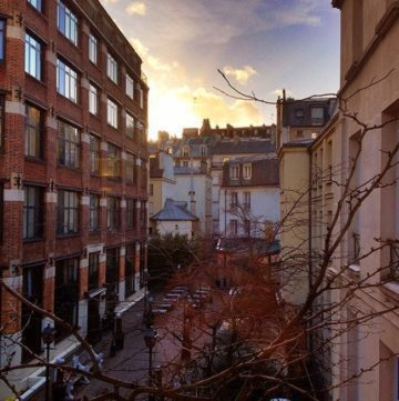 Paris In February – Day One
