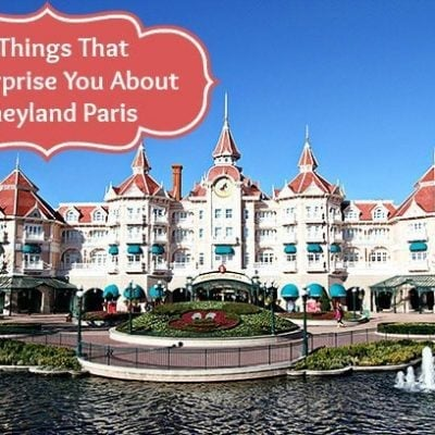 10 Surprising Disneyland Paris Facts