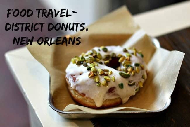 Brown Butter Pistachio Donut