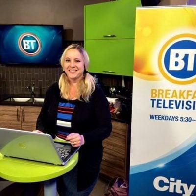 Blogger's Week On Edmonton's Breakfast Television!