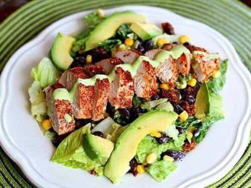 Copycat Earl S Santa Fe Salad The Kitchen Magpie