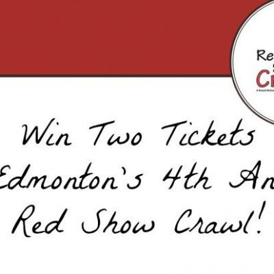 Win Two Tickets To The Red Shoe Crawl!