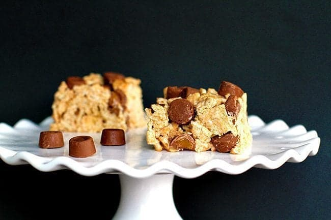 Rolo Cinnamon Toast Crunch Bars