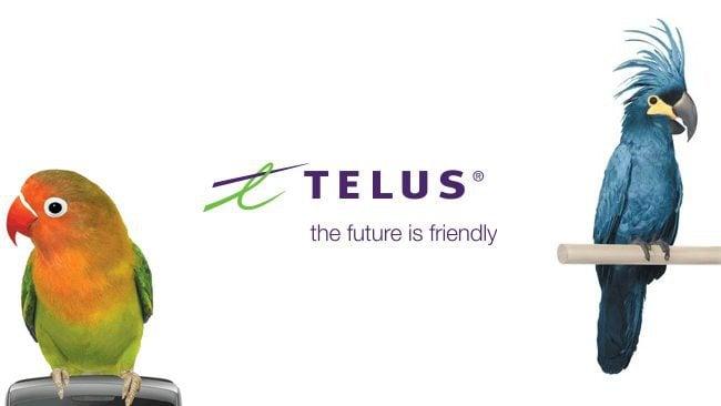 TELUSGrand Gestures campaign logo