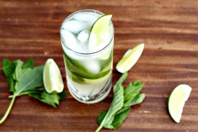 How To Make Amazing Mojitos- With Honey!