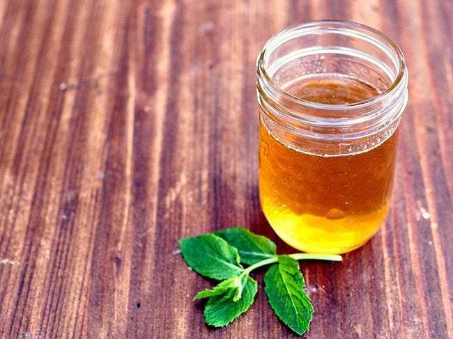 Whether you create a Honey Simple Syrup or infuse your simple syrup with mint, rosemary, or even thyme, you'll be adding a zip of fresh flavor to whatever you dream up. For more simple syrup ideas, check out our collection of Homemade Simple Syrup Recipes.