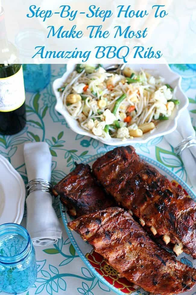 How To Make Amazing BBQ Ribs