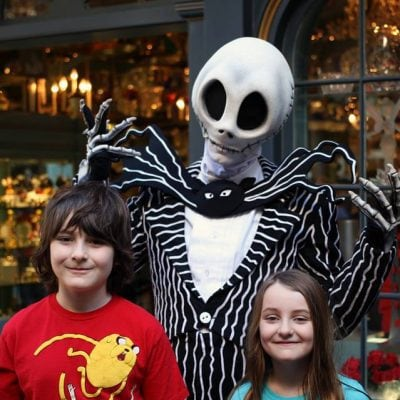 Christmas At Disneyland 2014