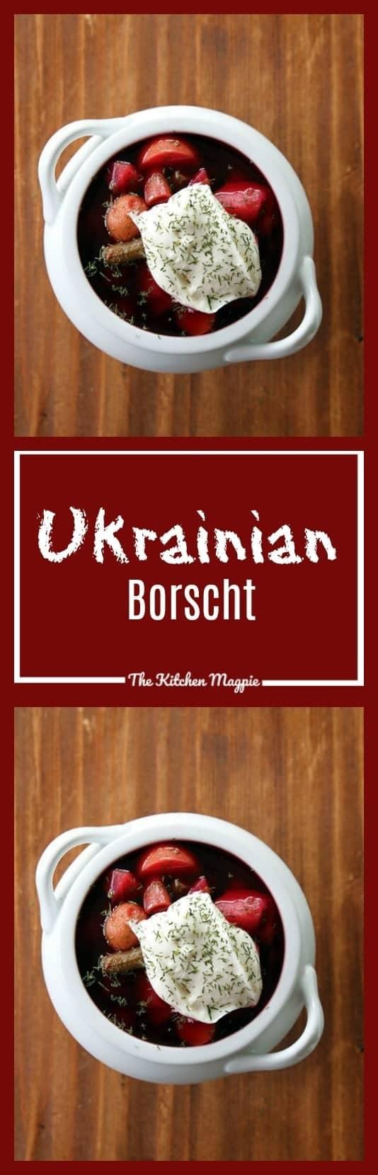 abb How To Make Ukrainian Borscht
