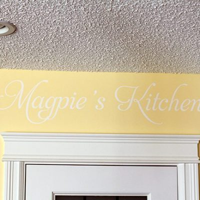 A $50 Wise Decor Lettering Giveaway!