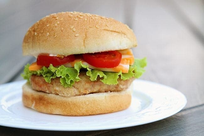 No Fail, Seriously Delicious & Juicy Turkey Burgers from @kitchenmagpie