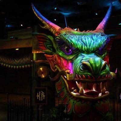Hotel Room Walk-through : The MGM Grand, Las Vegas