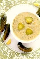 How To Make Dill Pickle Soup