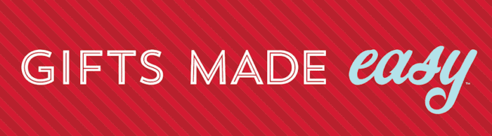 GIFTS MADE EASY Logo