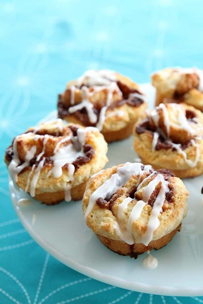 Quickie Homemade Cinnamon Rolls -mere minutes and you have amazing cinnamon rolls for your table!