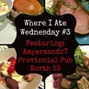 collage of Ampersand 27, Provincial Pub & North 53