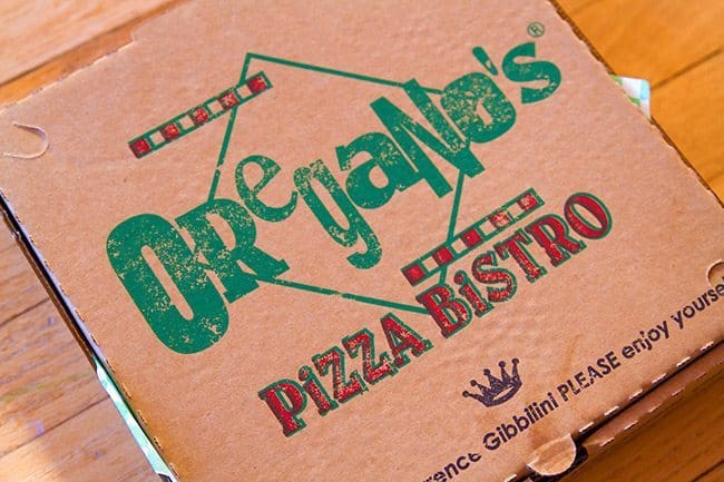 Oregano's Pizza in Phoenix, Arizona