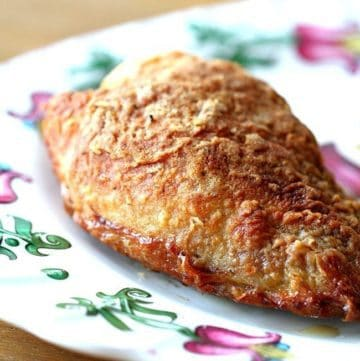 Man-Catchin' Oven Baked Fried Chicken