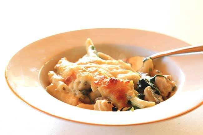 Chicken Tetrazzini The Kitchen Magpie