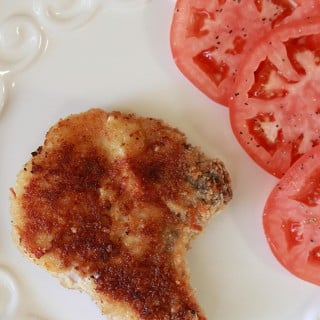 Panko Parmesan Pork Chops