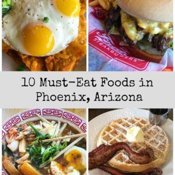 10 Must-Eat Foods in Phoenix, Arizona
