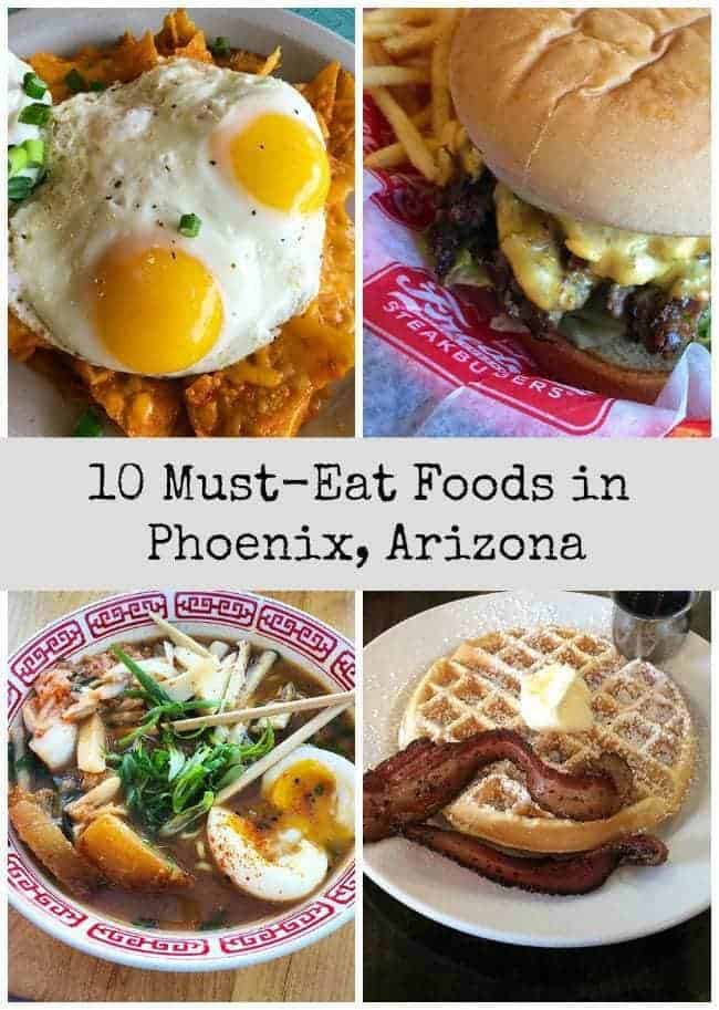 10 Must-Eat Foods in Phoenix, Arizona via @kitchenmagpie