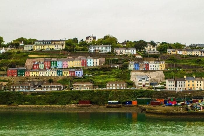 Cobh. Ireland. Isn't it spectacularly beautiful?
