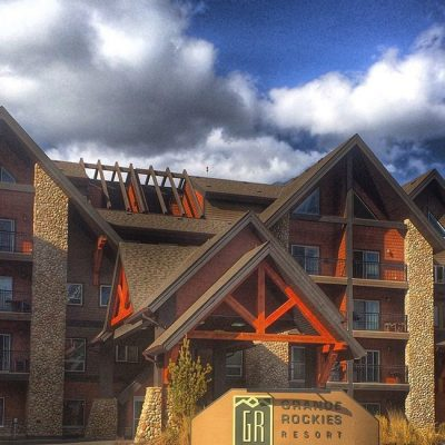 The Grande Rockies Resort, Canmore, Alberta