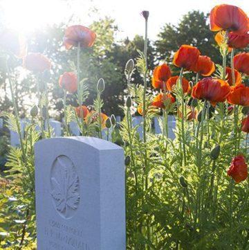 Visiting Bény-sur-Mer Canadian War Cemetery & Juno Beach