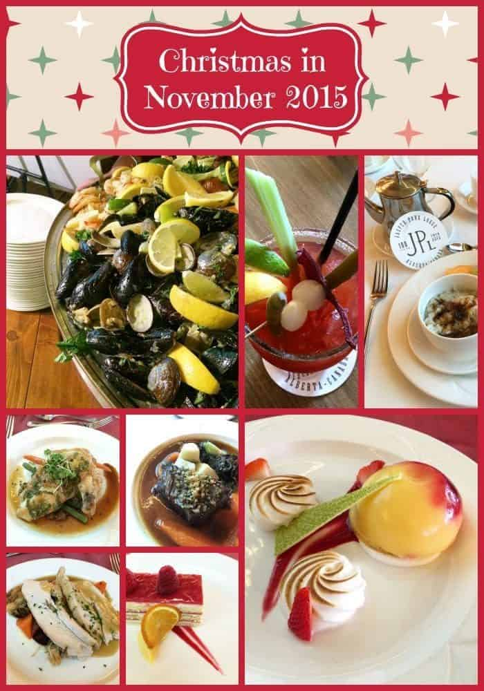collage of foods photo