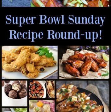 Super Bowl 2018 Recipes Round-Up
