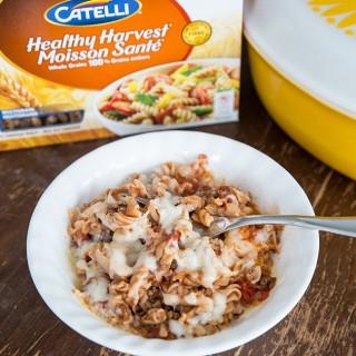 Dinner-in-a-Hurry Macaroni Chop Suey