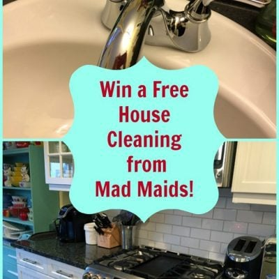 Win a Mad Maids Edmonton House Clean!