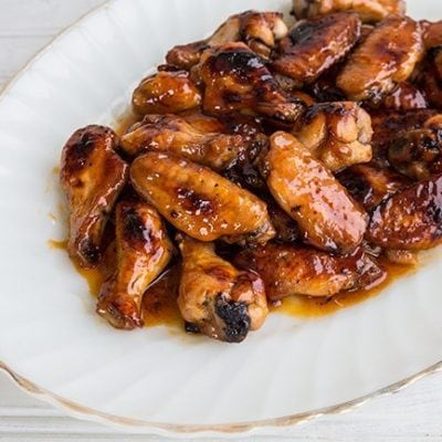 Detroit Honey Hot Wings
