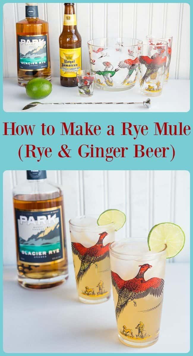 How to Make a Rye Mule