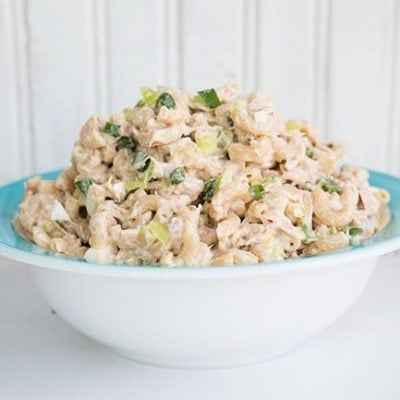Retro Tuna Macaroni Salad