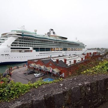 Cruise Ship Tour: Royal Caribbean's Brilliance of the Seas